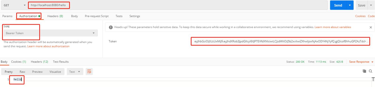 一篇文章带你搞定 SpringSecurity 结合Jwt 实现无状态登录